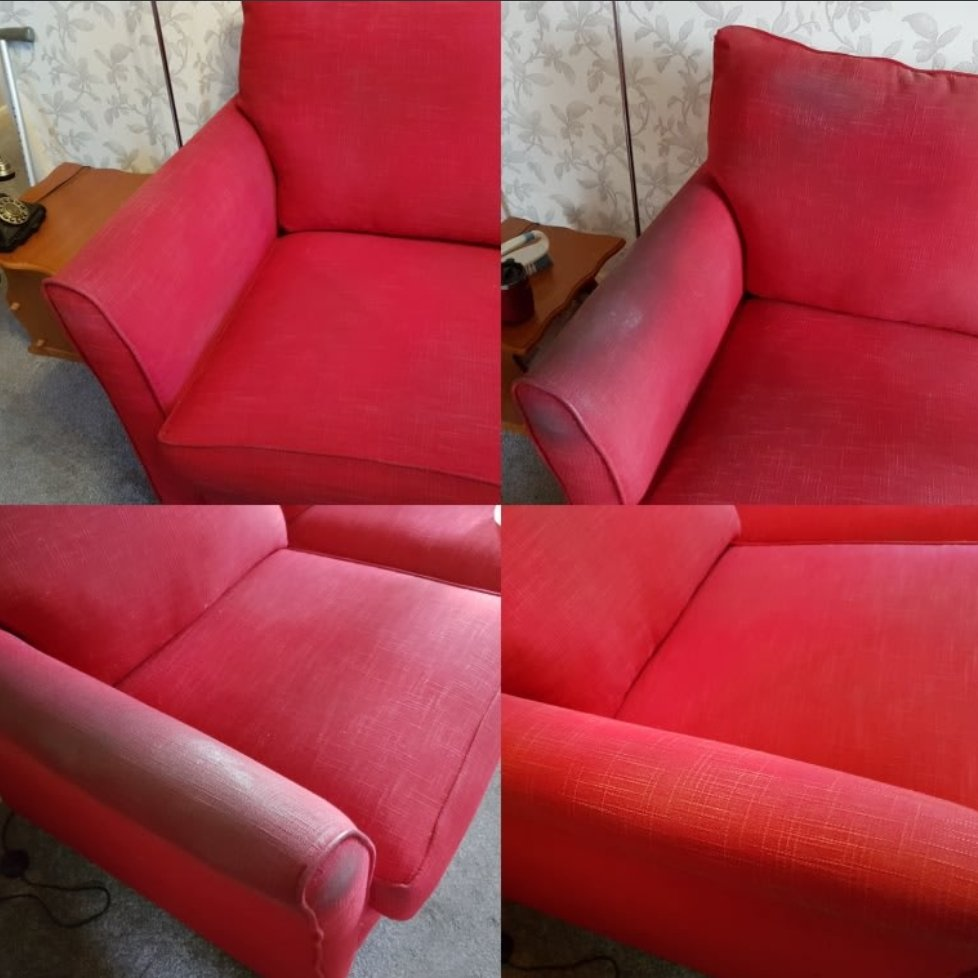 before after chair