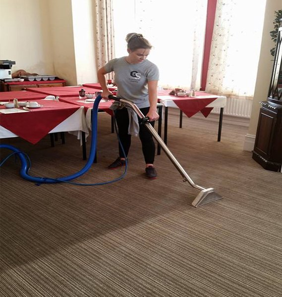 function room cleaning