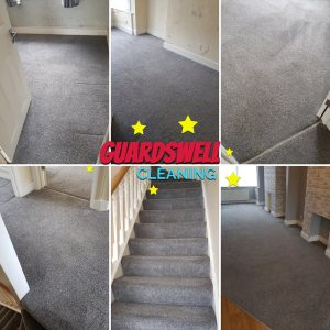 cleaning carpet tenancy of End